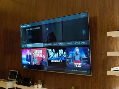 Hands-on: Here's what TiVo's Android TV platform looks like, how it uses the operator tier