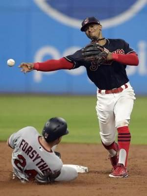 Rodney K's Lindor to end Twins' 3-2 win over Indians