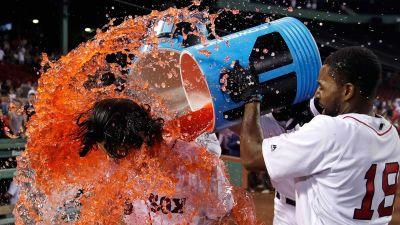 Red Sox outlast Phillies in 12 innings for second straight walk-off win