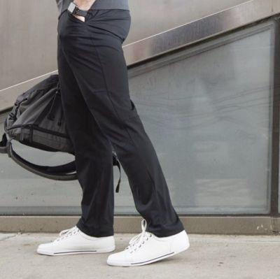 The pants making my long daily commute much easier and more comfortable
