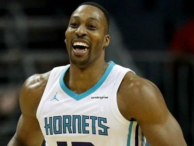 Dwight Howard kisses off Wizards after being forced to shoot free throws