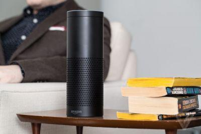 The Amazon Echo is on sale for its lowest price of the year at $130