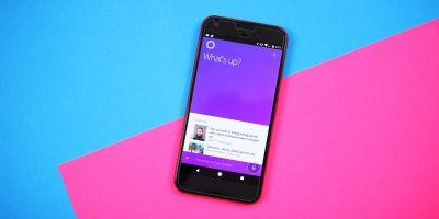 Cortana for Android updated with a new design, now works in UK