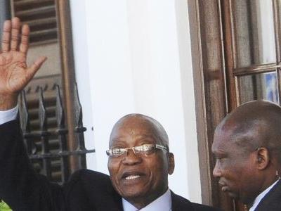 South Africa's ruling party struggles with Zuma dilemma