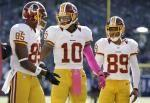 Washington Redskins: RG3 responds after Santana Moss claims QB gloated about Shanahan's firing