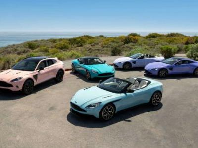 The World Needs More Pastel Cars