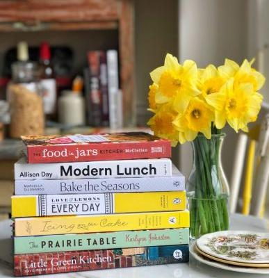 Spring 2019 Cookbook Picks