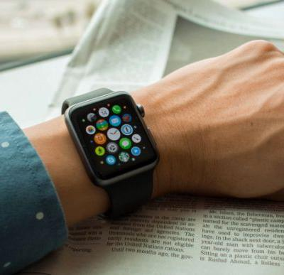 Future poisonous gas sensor in iPhone and Apple Watch could protect you from biohazards
