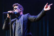 Robin Thicke Accused of Child Abuse Amidst Custody Fight: Report