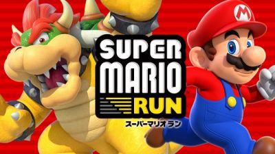 Super Mario Run Launches for Android in March