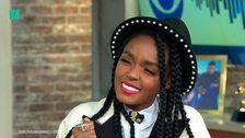 Janelle Monáe's Heartfelt Reaction To Her Grammy Nomination