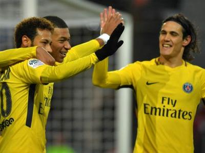 LIVE: Rennes vs Paris Saint-Germain