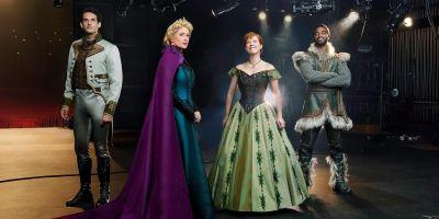 First Look At Frozen Broadway Musical