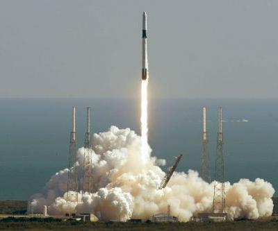 SpaceX launches muscular mice, beer malt and 'caring' robot to space station