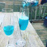 "This Blue Prosecco Will Have You Shouting, ""Need!"""