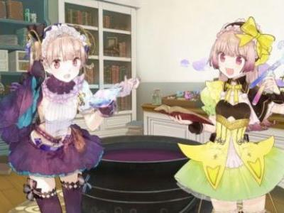 The Next Atelier Game is Already in Development