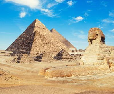 """Egypt guide Ashraf Masoud: """"There's more to Egypt than the pyramids"""""""
