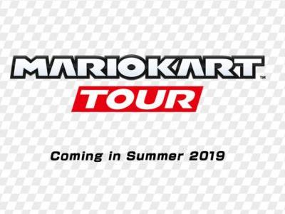 Don't lag behind: Mario Kart Tour closed beta sign-ups are now live