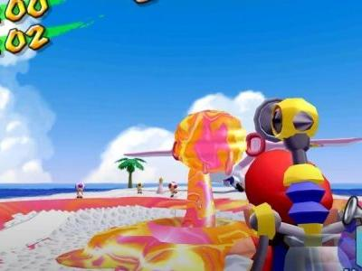 How to unlock all worlds in Super Mario Sunshine