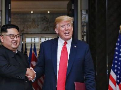 Trump emerges as a star in North Korean propaganda after the summit with Kim Jong Un