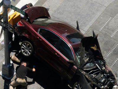 Driver Who Crashed In Times Square Was Reportedly High On K2