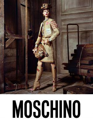 Moschino Launch Their Steven Meisel-Shot Fall Campaign