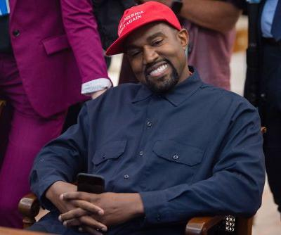 Kanye West's mental health talk canceled
