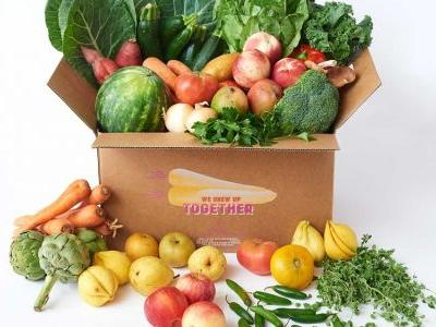 """This Produce Delivery Service Wants You to Start Eating the """"Ugly"""" Vegetables Too"""