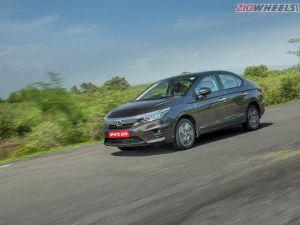 Honda City 2020 Launched In India Rivals Hyundai Verna Maruti Suzuki Ciaz VW Vento Skoda Rapid