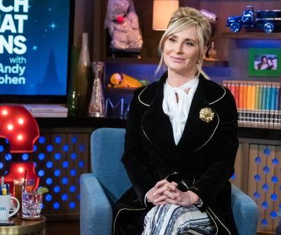 "Sonja Morgan Says She Slept With Rod Stewart & Comments On Ramona's Remarks About Dennis Shields ""Being On Drugs"""
