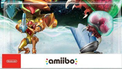 Here's What The New Metroid Amiibos Will Do In Samus Returns