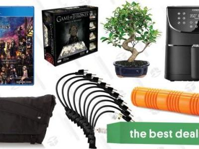 Sunday's Best Deals: Kingdom Hearts, Mother's Day Books, iPads, and More