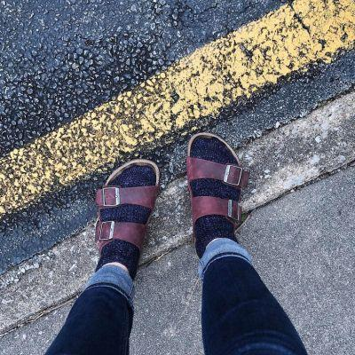 5 Trends to Shop for a Socks & Sandals Look That Won't Remind You of Grandpa