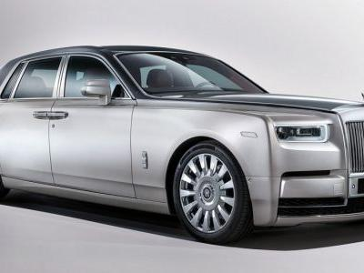 New Rolls-Royce Phantom To Celebrate Its North American Debut In Detroit