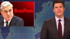 'Weekend Update' Rips BuzzFeed In Scorching Attack Over 'Fake News'