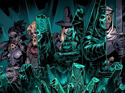 The Color of Madness touches down in Darkest Dungeon on June 19