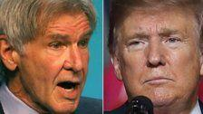 Harrison Ford Explains Why Leaders Like Donald Trump Are On 'Wrong Side Of History'