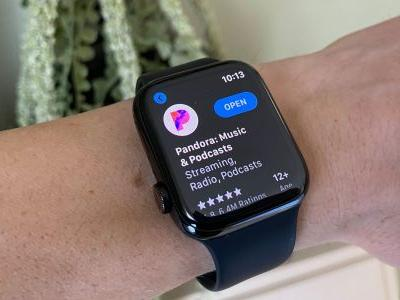 Pandora now lets you stream music on the Apple Watch without iPhone
