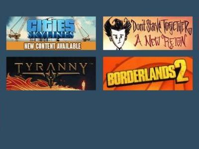 Steam Spring Cleaning Event Now Live - Free Games Until Next Monday