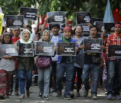 Philippines: Last leaders of Islamic State-tied siege killed in Marawi
