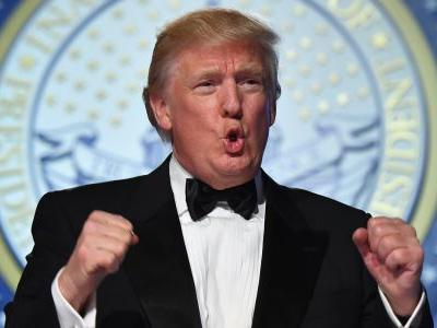 Some of the $107 million in donations Trump's inaugural committee received were reportedly spent in odd ways