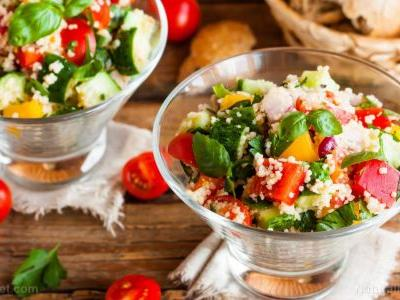 Following a Mediterranean diet may blunt the effects of air pollution