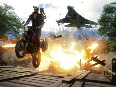 Just Cause 4 features a very cool '80s Easter Egg
