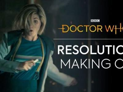 Go Behind-the-Scenes of the Doctor Who New Years Day Special