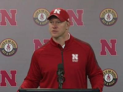Scott Frost on spring game: That was special for me
