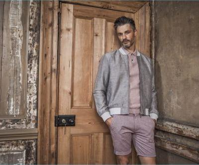 Ben Hill Embraces Smart Spring Fashions from Matalan