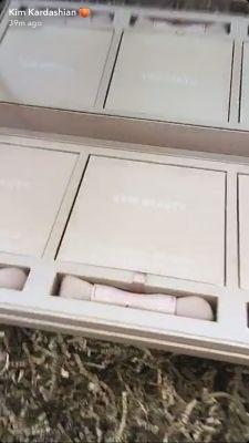 All We Know So Far About KKW Beauty's New Powder Contour Kit and Brushes