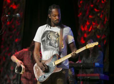 Black Joe Lewis delivers sizzling Austin show before fall tour