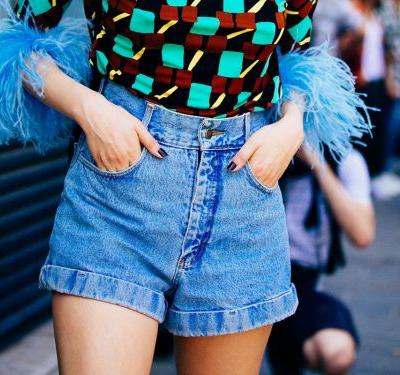 I Tried 7 Shoe Styles With Denim Shorts and These Won