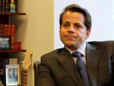 Hedge fund founder Scaramucci to join Trump's White House as liaison